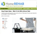home rehab cover